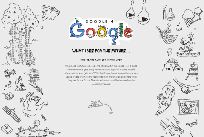 Doodle 4 google 2016 ms harkins 39 art classes for Doodle for google template